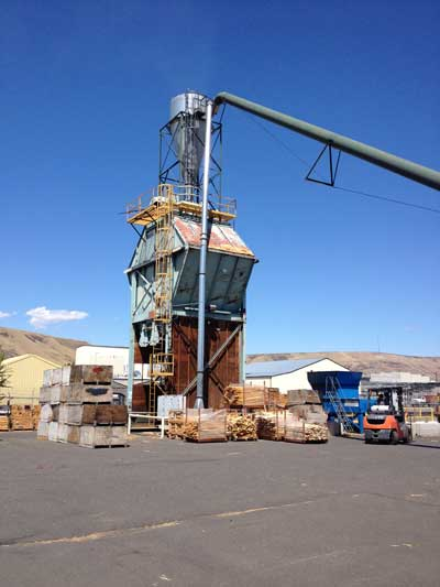 Sawdust Collector